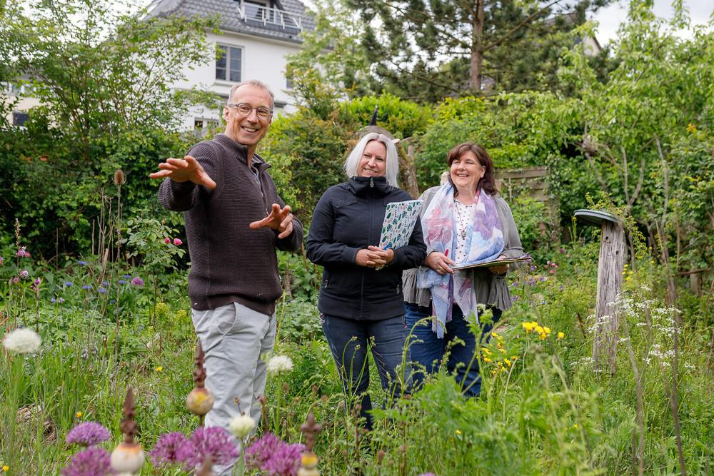 Naturgarten-Sprechstunde im August I Online 3-